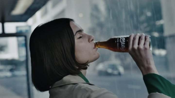 可口可乐让你有穿越时空的感觉