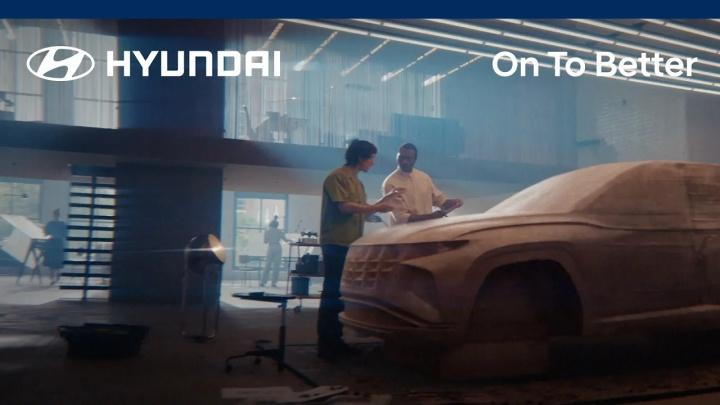 Hyundai   一切都不平凡
