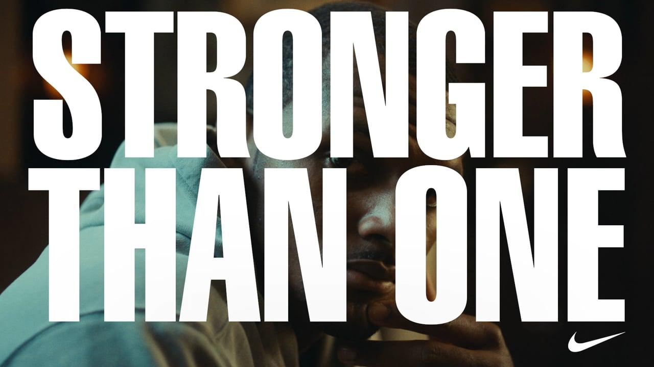Nike : Stronger Than One   Deshaun Watson x Jack Yates High School