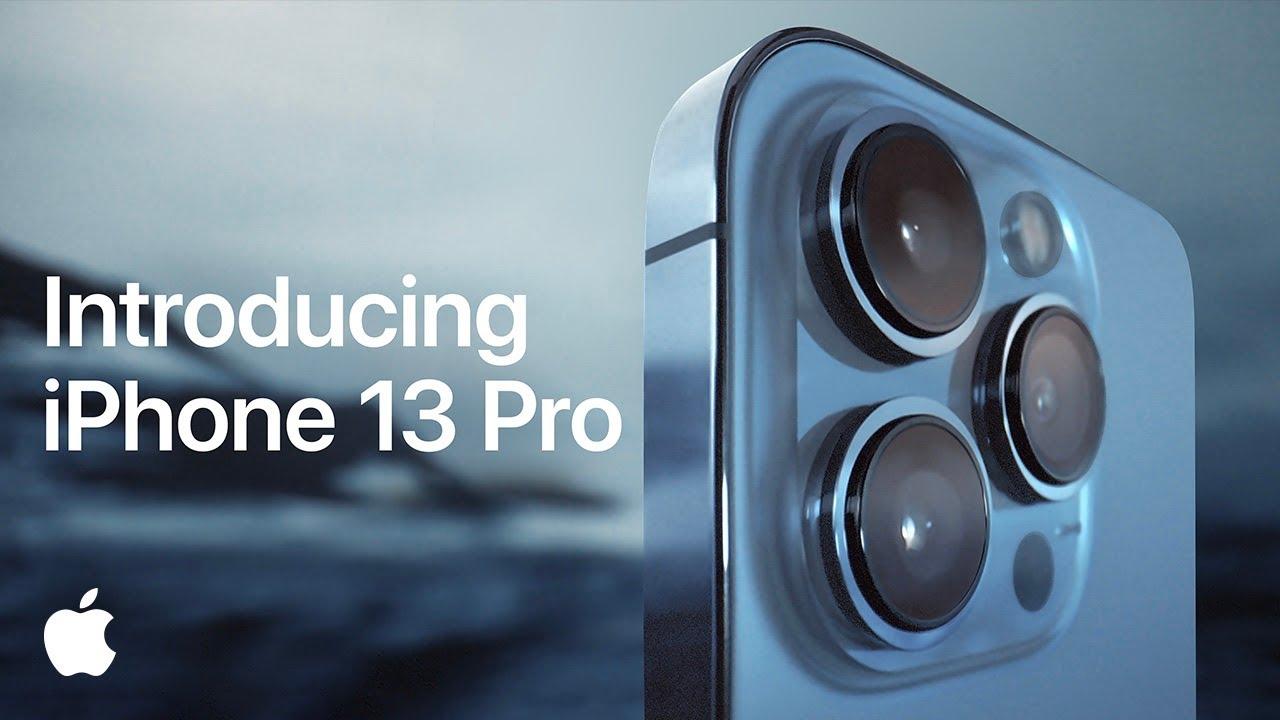 Introducing iPhone 13 Pro   Apple