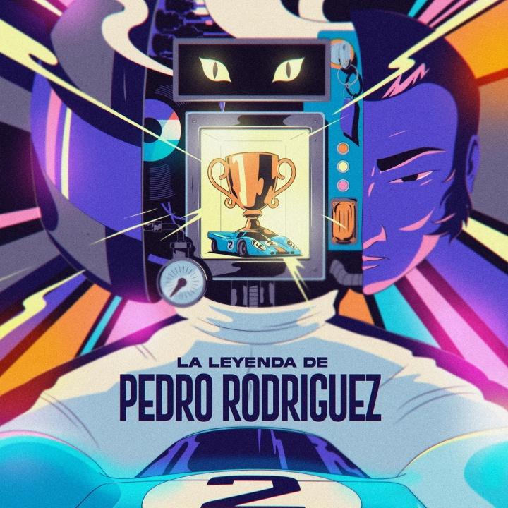 传奇车手佩德罗·罗德里格斯的传奇!