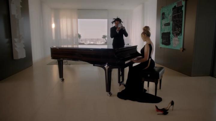 Beyoncé X Jay-Z 携手演绎爱的故事