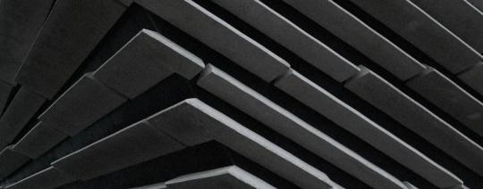 Kengo Kuma's V&A Building, Dundee