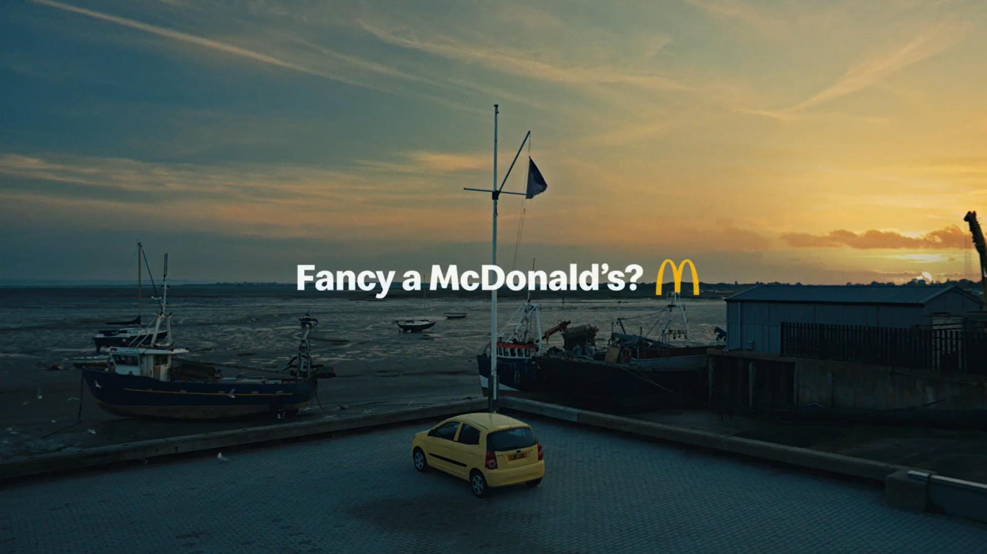 Me Time | Fancy A McDonald's | McDonald's UK