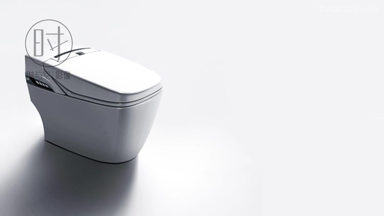 丽珀N901智能坐便器安装片