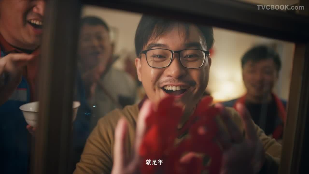 快手X央视(2021)春节TVC【完整版】
